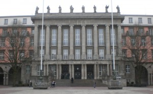 Gute Nachrichten aus dem Rathaus: dank Millionen vom Bund kann investiert werden.