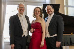 Mitglieder des Operetten-Salons