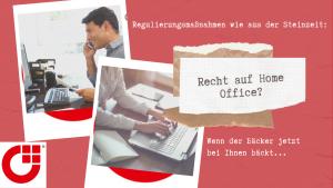 Kein Recht auf Home Office