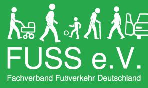 Fuss eV Logo grün