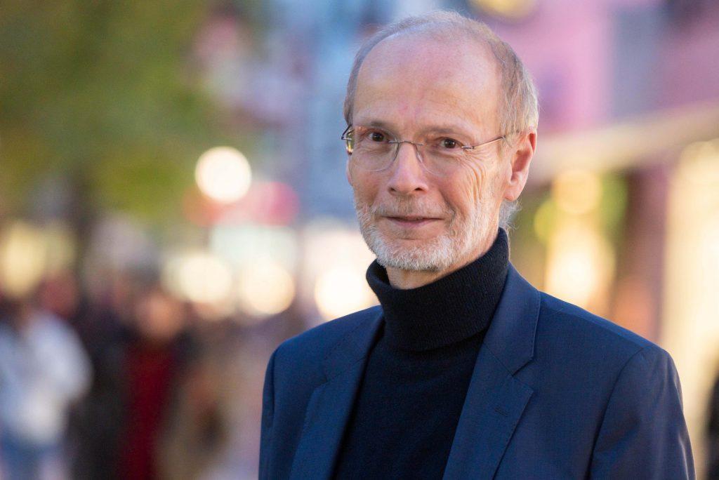 Nikolai Espenschied, ISG-Vorsitzender