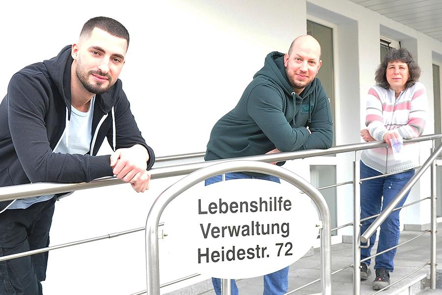 Xheladin Peci, Tobias Körtgen und Monika Wittstock konnten die Qualifizierung 2020 erfolgreich beenden.