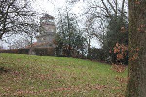 Nordpark Turmterrassen