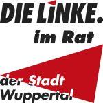 Logo DIE LINKE im Rat der Stadt Wuppertal