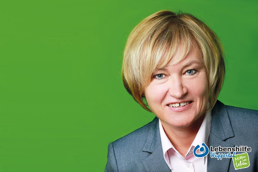 Jolanta Spica hat die Leitung der Lebenshilfe-Wohnstätten am Mastweg übernommen.