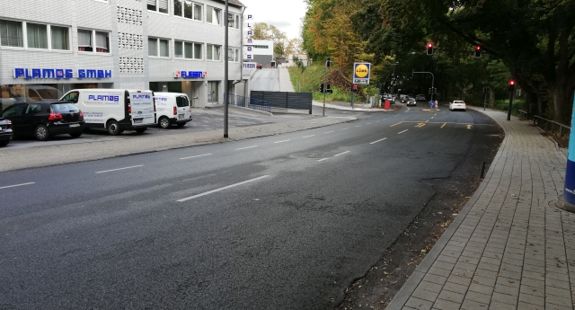 Nevigeser Straße Berich Lidl