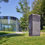 Heinz Mack im Skulpturenpark Waldfrieden